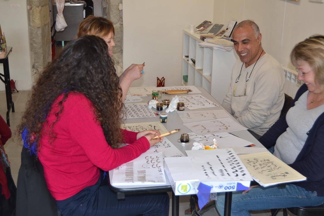 Atelier Calligraphie Jamel2