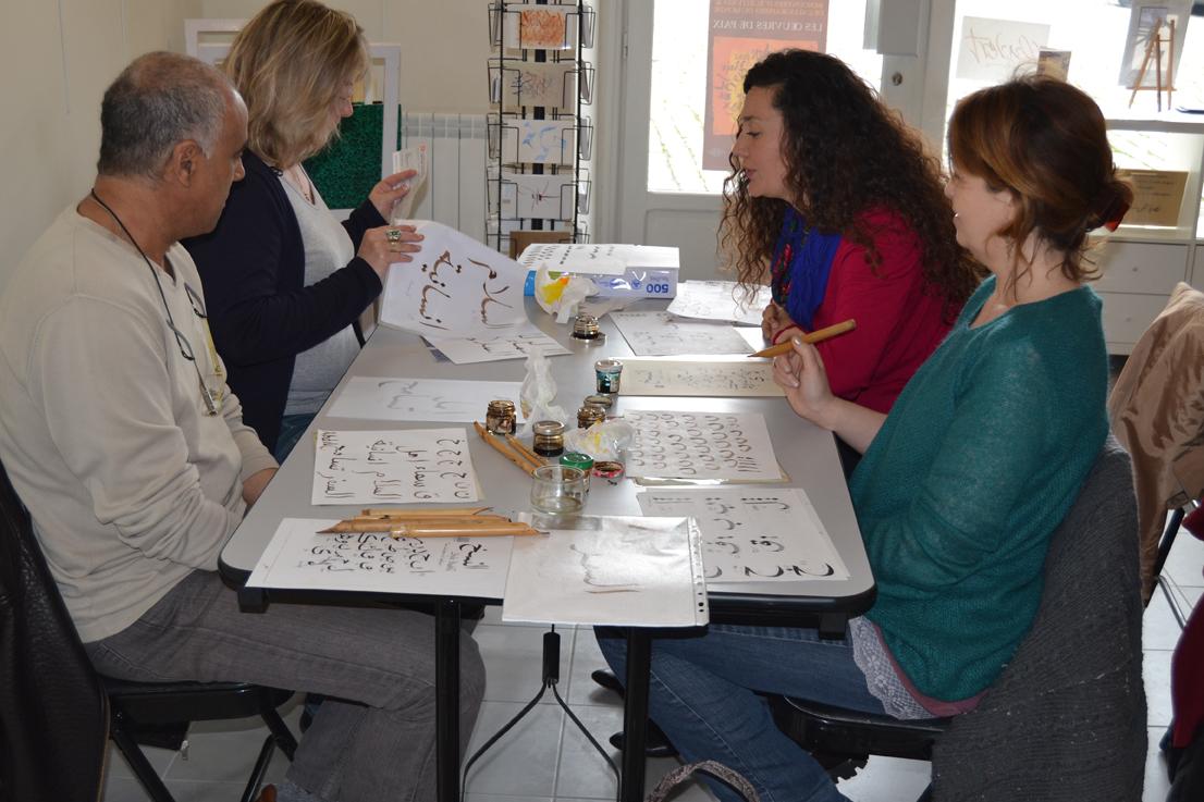 Atelier Calligraphie Jamel3