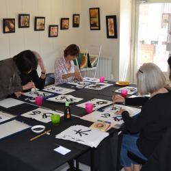 Atelier Calligraphie Yoko1