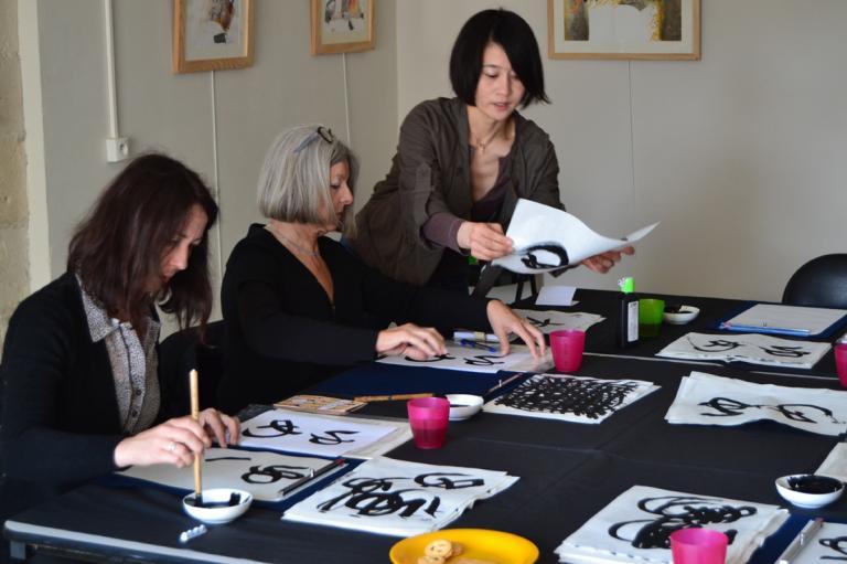 Atelier Calligraphie Yoko3