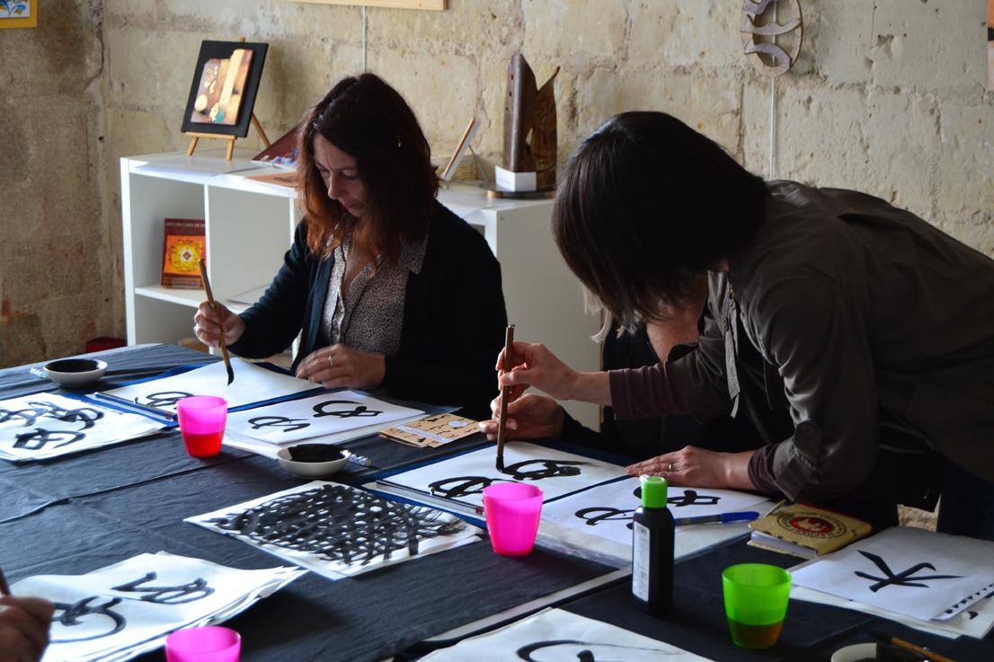 Atelier Calligraphie Yoko4