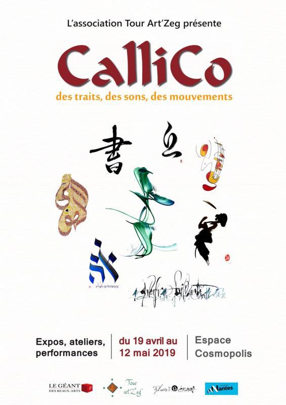 Affiche CalliCo