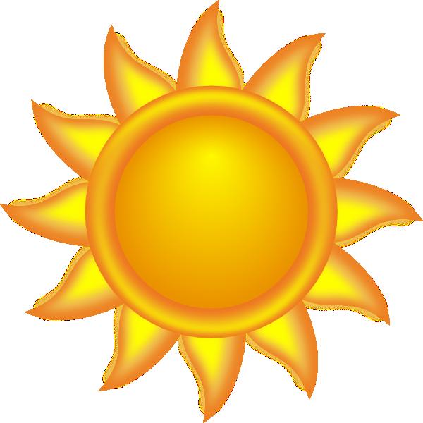 Soleil decorative sun svg hi